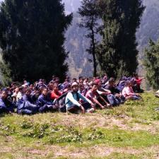 Adventure Camp Himachal Pradesh