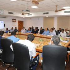 Advisory Committee Meeting, Assam