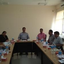 NSS Advisory Committee meeting
