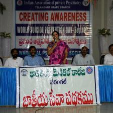 Awareness Program on Anti-Suicide Day