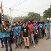 Tiranga March Yatra