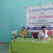 Awareness programme on Coronavirus