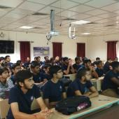 Fire Fighting Seminar IIT Mandi