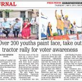 Voter Awareness Rally 2019