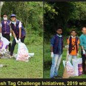 Trash Tag Challenge