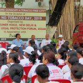 World No Tobacco Day 31 May 2019