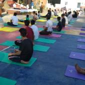 5th International Day of Yoga 2019