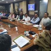Review meeting