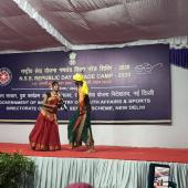 NSS REPUBLIC DAY PARADE CAMP 2020