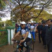 Fit India Cyclothon