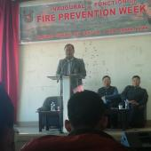 Awareness Campaign on Fire Prevention