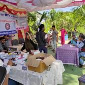Special camp on Health Awareness