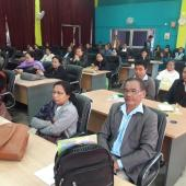 Workshop on Challenges and Opportunities in NSS in Manipur