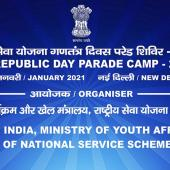 NSS REPUBLIC DAY PARADE CAMP 2021