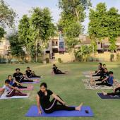 6th International Yoga Day
