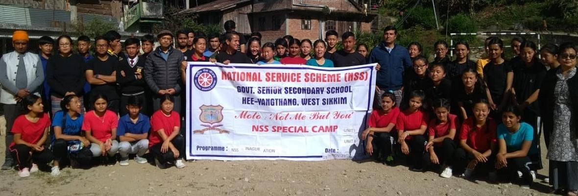 NSS Special Camp